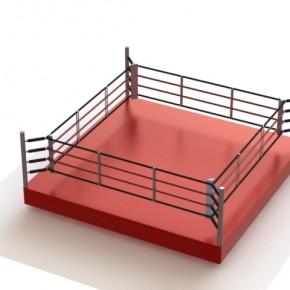 ЗD моделирование и конструирование боксерских рингов
