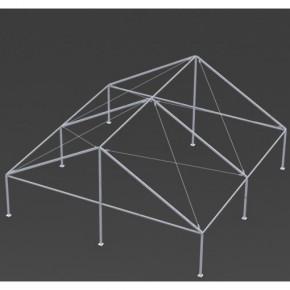 Cхема сборки тента