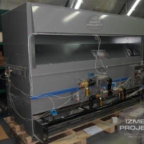 Производство опытных образцов корпусов газовых котлов.